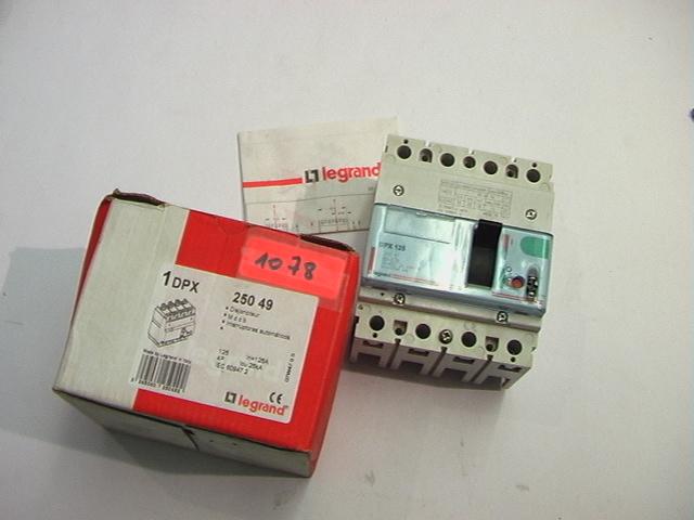 PROMO-XREF , DPX125 - 25049 ,