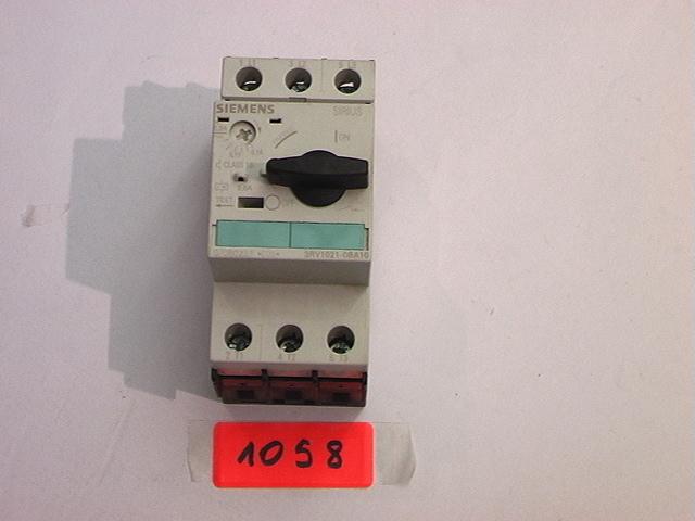 PROMO-XREF , 3RV1021-0BA10 ,