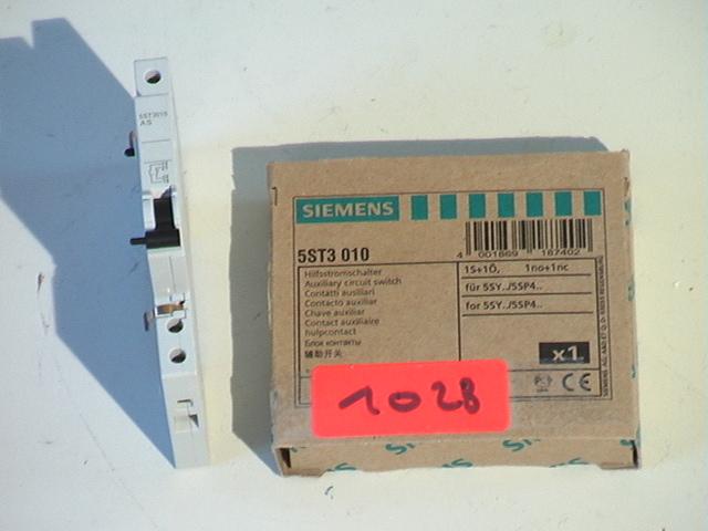 Siemens , 5ST3 010 ,  5ST3-010
