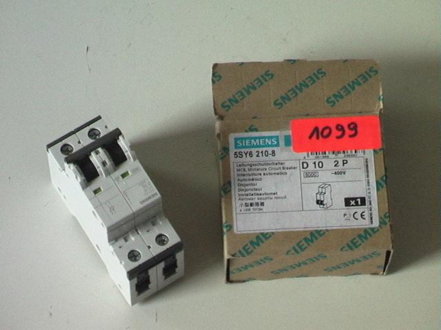Siemens , 5SY6210-8 ,