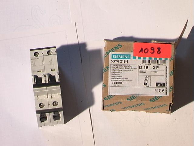 Siemens , 5SY6-205-8 ,