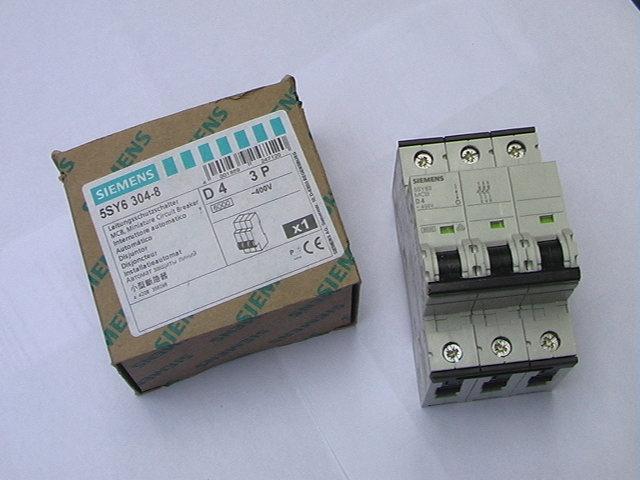 Siemens , 5SY6-304-8 ,