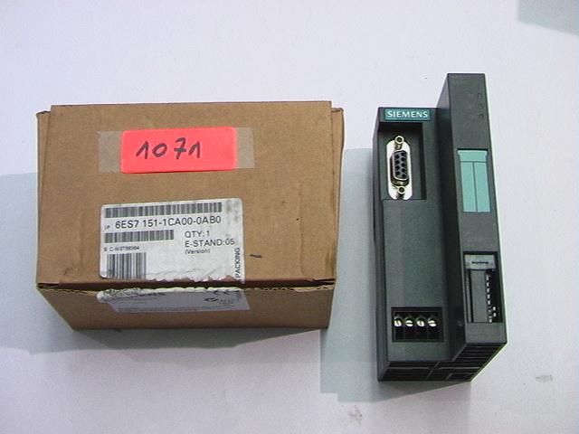 Siemens , 6ES7151-1CA00-0AB0 ,