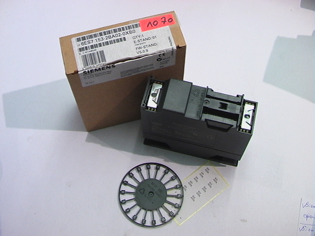 Siemens , 6ES7153-2BA02-OXBO ,
