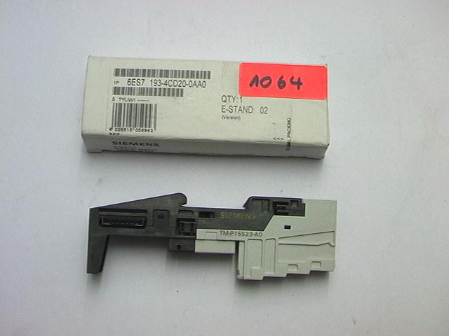 Siemens , 6ES7193-4CD20-OAAO ,