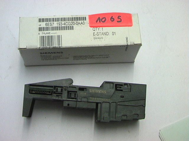 Siemens , 6ES7193-4CG20-OAAO ,