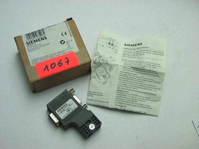 Siemens , 6ES7972-OBB51-OXAO ,
