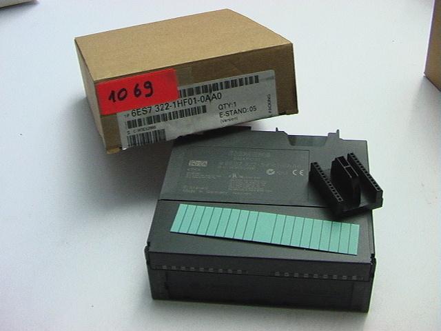 Siemens , 6ES7322-1HF01-OAAO ,