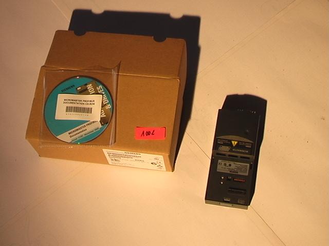 Siemens , 6SE6400-1PB00-0AA0 ,
