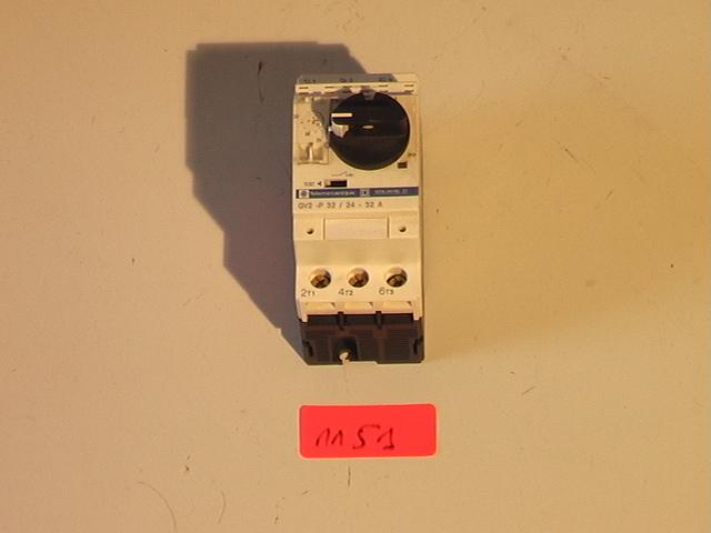 TELEMECANIQUE , GV2-P32 24-32A ,