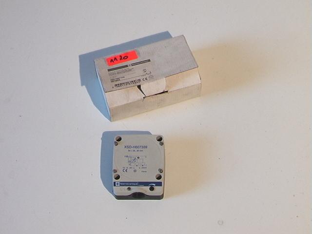 PROMO-XREF , XSD607 339 ,  061993
